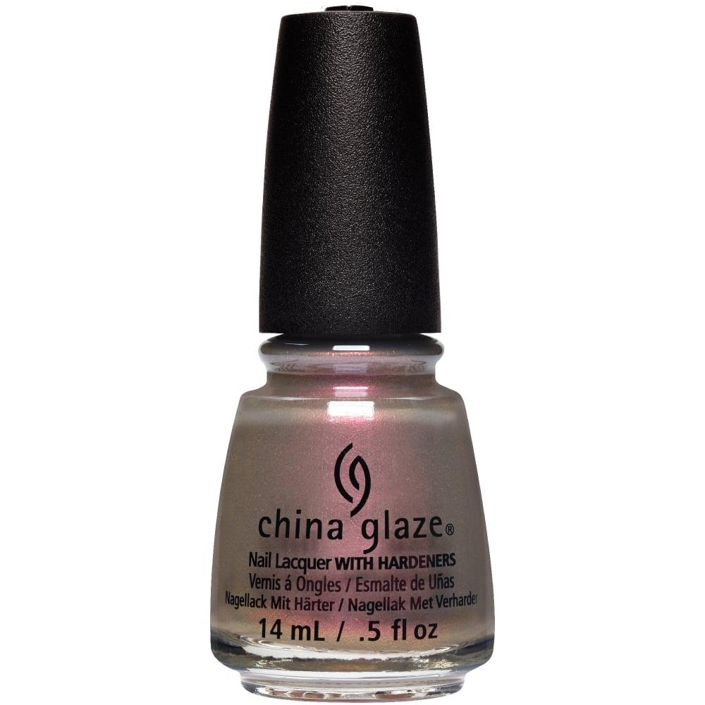 China Glaze Grey Nail Polish: China Glaze Happily Never After Collection
