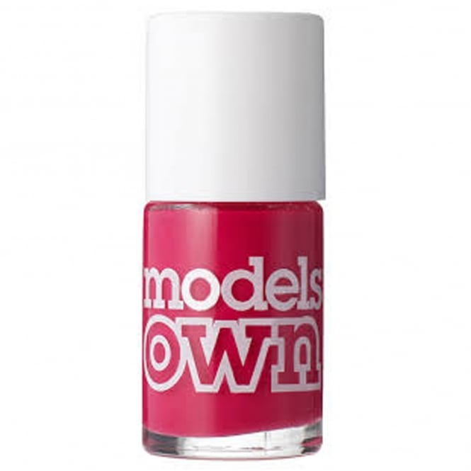Models Own Nail Polish- Foxy Fuchsia (14ML) (NP039)