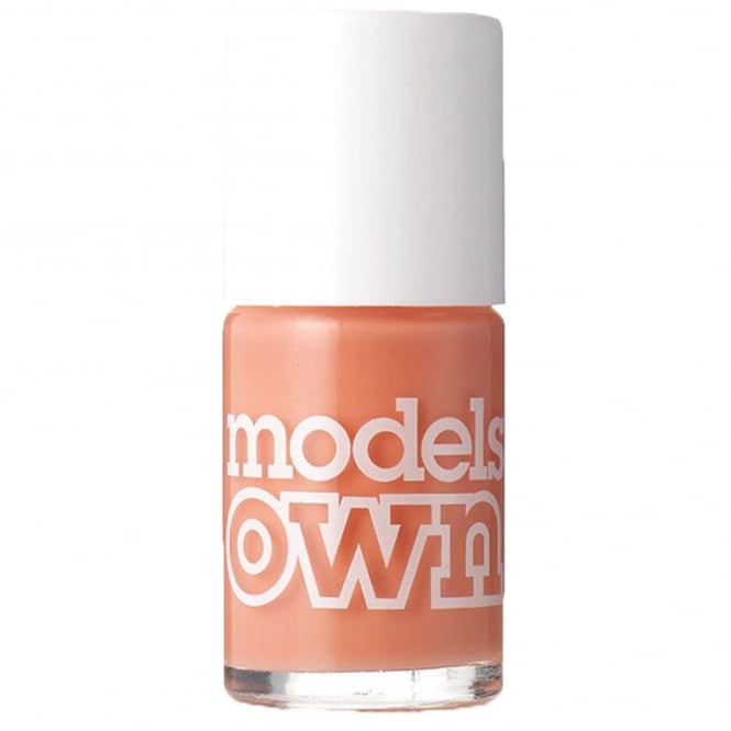 Models Own Nail Polish- Fuzzy Peach (14ML) (NP015)