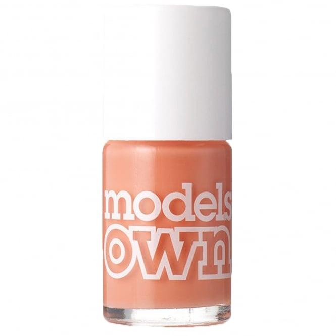 Models Own Nail Polish- Fuzzy Peach (14ML) (NP015)