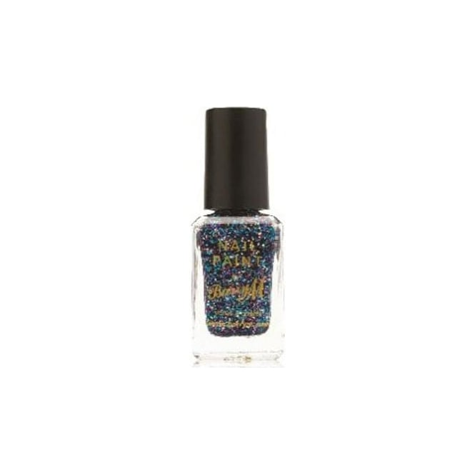 Barry M Nail Polish Glitter Nail Paint - Masquerade (360) 10ml
