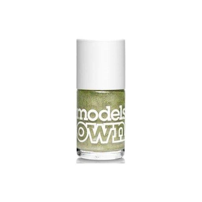 Models Own Nail Polish - Green Flash