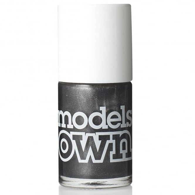 Models Own Nail Polish - Gun Grey (14ML) (NP044)