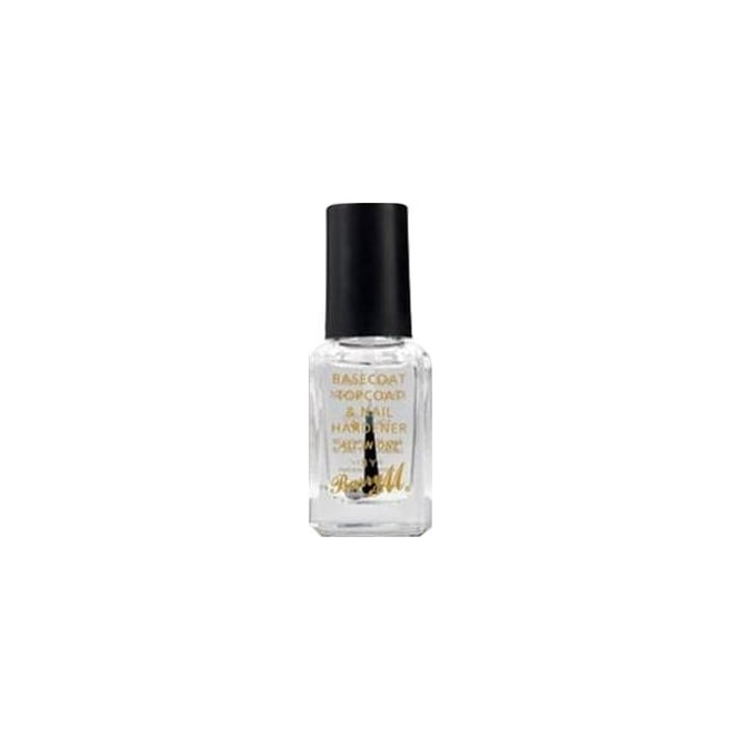 Barry M Nail Polish Paint Topcoat - Crystal Clear 10ml (54)