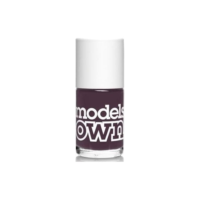 Models Own Nail Polish - Purple Grey