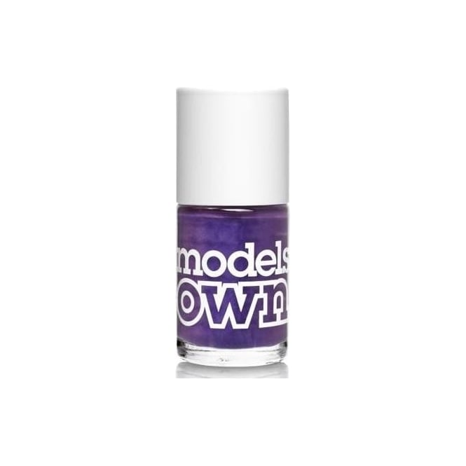 Models Own Nail Polish - Purple Imperial