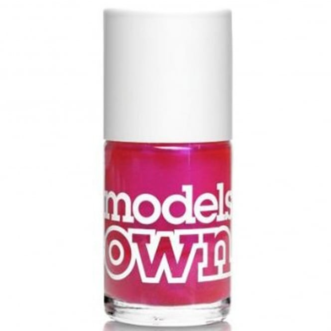 Models Own Nail Polish- Raspberry Fool (14ML) (NP089)