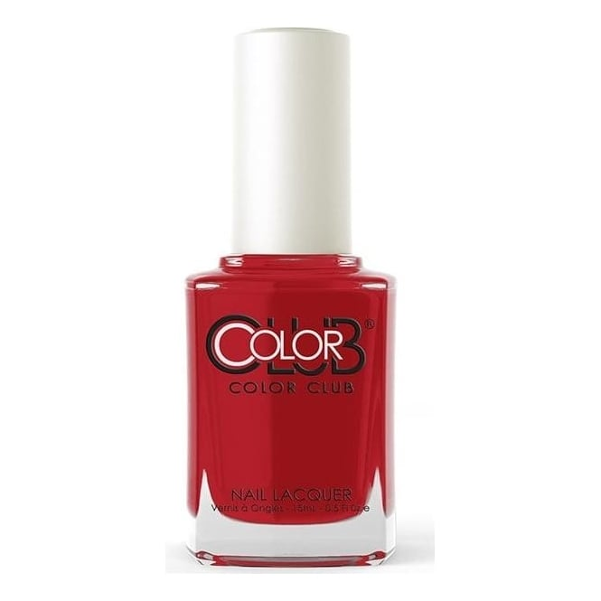 Color Club Nail Polish - Reddy or Not 15mL (431)