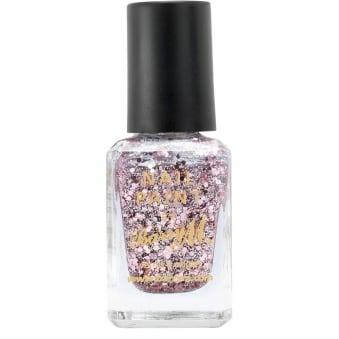 Nail Polish - Rose Quartz Glitter 10ml (NP349)