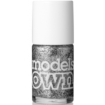 Nail Polish - Silver Fox (14ML) (NP007)