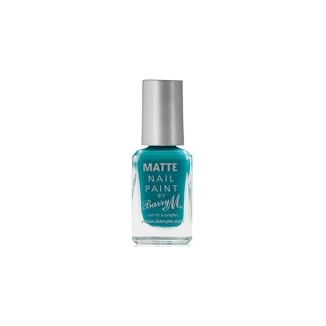 Barry M Nail Polish Summer 2014 Collection Matte Nail Paint - Cancun 10ml
