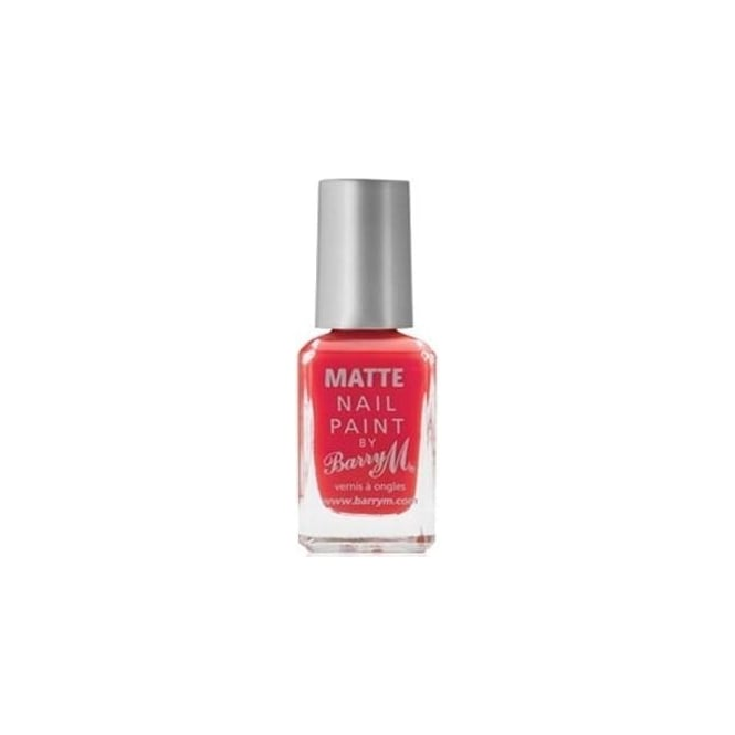 Barry M Nail Polish Summer 2014 Collection Matte Nail Paint - Copacabana 10ml