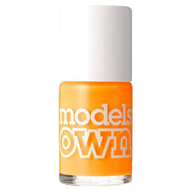 Models Own Nail Polish - Tangerine Queen (14ML) (NP060)