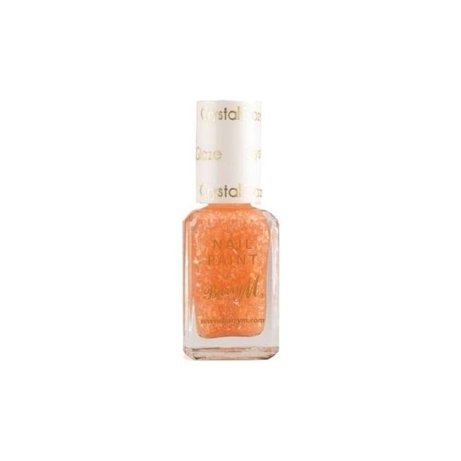 Barry M Nail Polish Topcoat Nail Paint - Crystal Glaze Topcoat 10ml