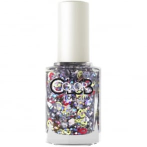 Nailmoji Holographic Glitter Nail Polish Collection - Sup (05ALS42) 15ml
