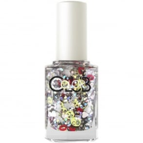 Nailmoji Holographic Glitter Nail Polish Collection - TTYL (05ALS38) 15ml