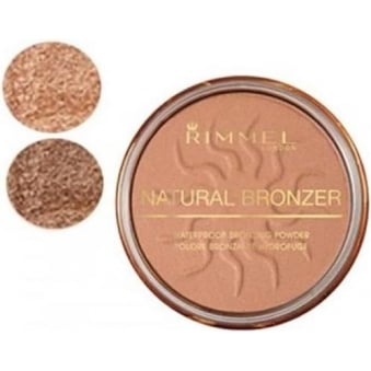 Natural Waterproof Bronzing Powder 14g