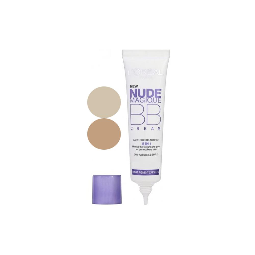 L'oreal Glam Nude Bb Cream