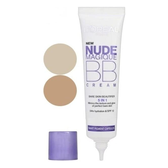 L'Oreal Nude Magique 5-in-1 BB Cream 30ml