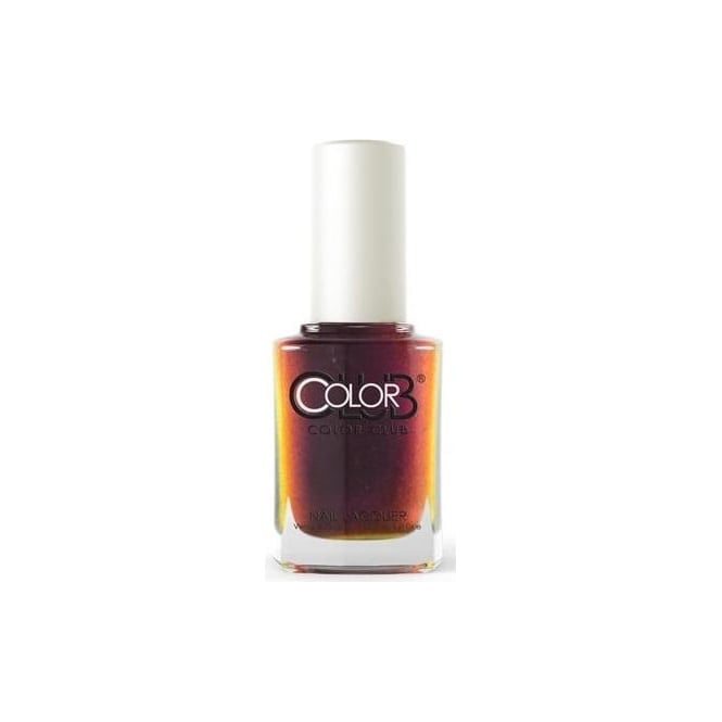 Color Club Oil Slick 2015 Nail Polish Collection - Burnt Out 15mL (05ALS21)