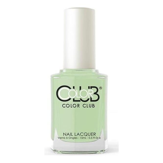 Color Club Paris In Love Nail Polish Collection - La Petite Mint-Sieur 15mL (1038)