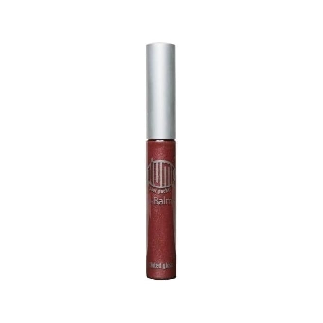 TheBalm Plump Your Pucker Tinted Gloss  - Passion My Fruit 7g