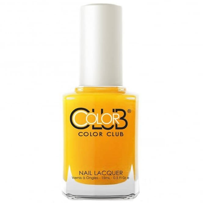 Color Club Pop Wash Nail Polish Collection- Darling Clementine (05ANR16) 15ML