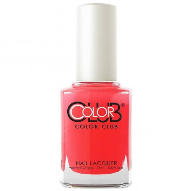 Color Club Pop Wash Nail Polish Collection- Flushed (05ANR15) 15ML
