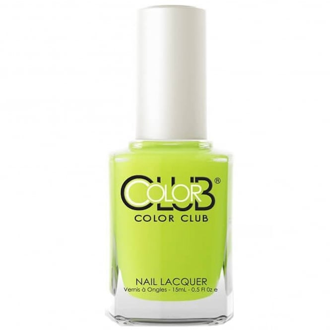 Color Club Pop Wash Nail Polish Collection- Hello Sunshine (05ANR17) 15ML