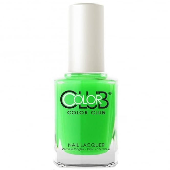 Color Club Pop Wash Nail Polish Collection- Just Dew It (05ANR18) 15ML