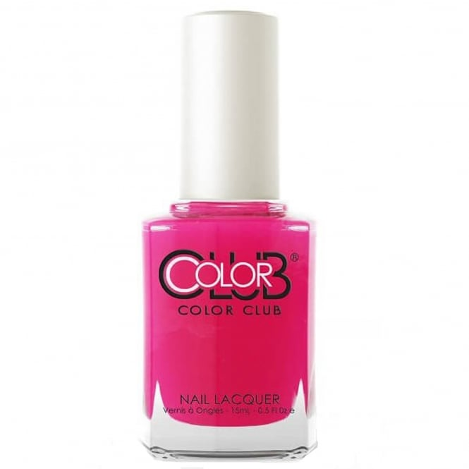 Color Club Pop Wash Nail Polish Collection- Tube Top (05ANR14) 15ML