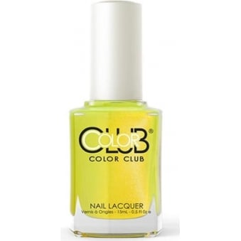 Poptastic Nail Polish Collection - Not So Mellow Yellow 15mL (AN27)