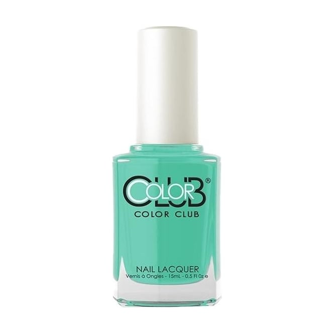 Color Club Poptastic Neons Nail Polish Collection - Age Of Aquarius (AN04) 15mL