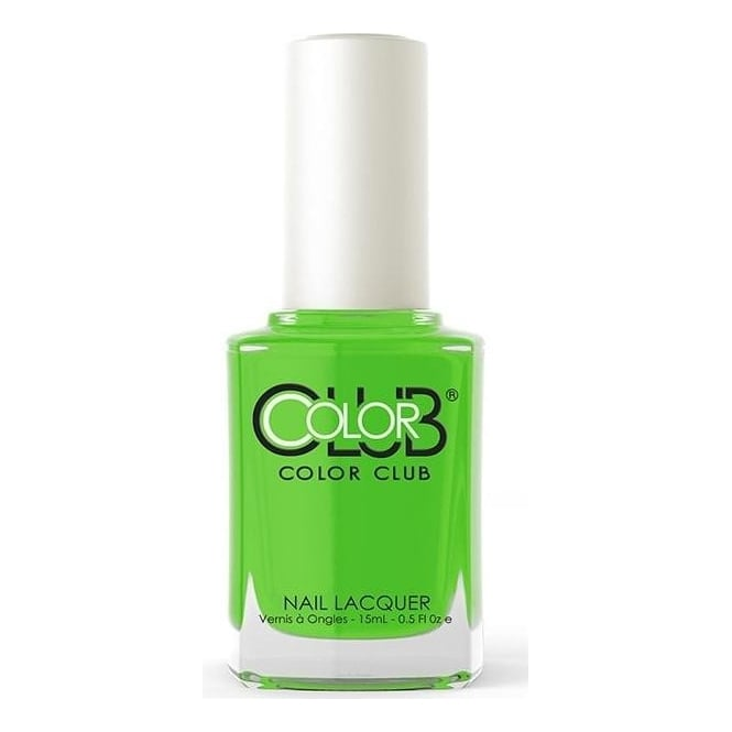 Color Club Poptastic Neons Nail Polish Collection - Feelin Groovy 15mL (AN02)