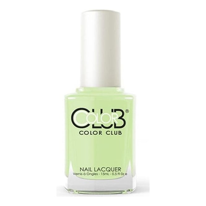 Color Club Poptastic Pastel Neon Nail Polish Collection - Til The Record Stops 15mL (AN35)