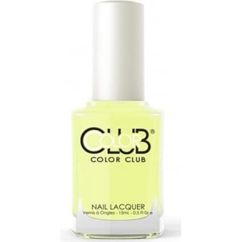 Poptastic Pastel Neon Nail Polish Collection - Under The Blacklight 15mL (AN34)