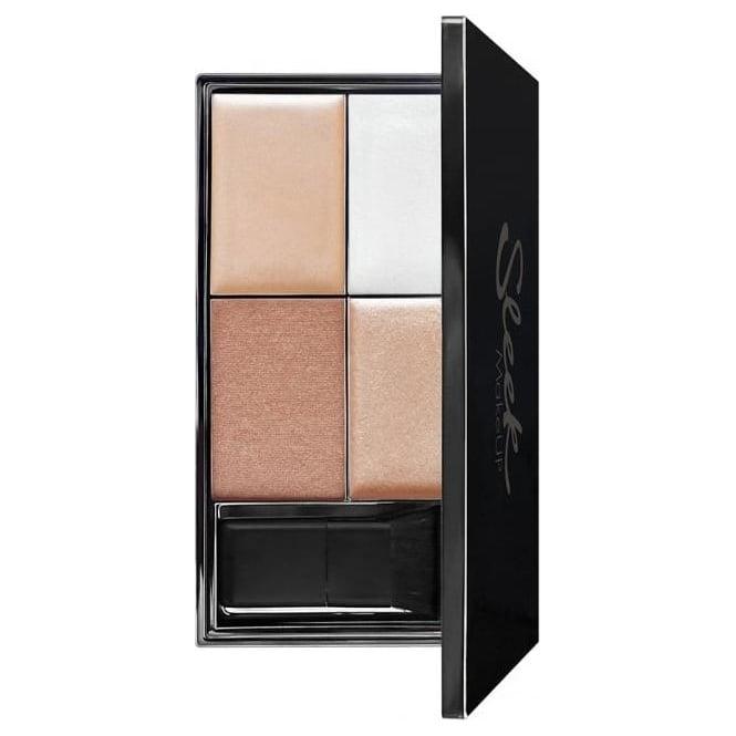Sleek Make Up Precious Metals Highlighting Makeup Palette 9g