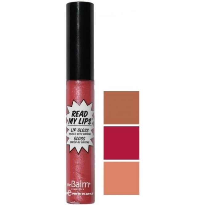TheBalm Pretty Smart Lip Gloss (Infused With Ginseng) 6.5mL