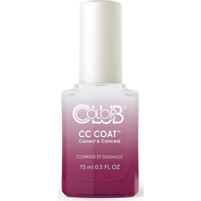 Color Club Professional Treatment Protect Correct & Conceal - CC Coat 15ml