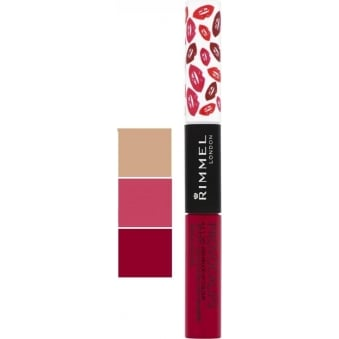 Provocalips 16HR Kiss Proof Duo Lip Colour Lock and Shine