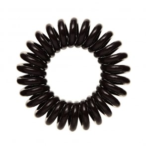 Quif Magibobble Hair Ring Bobbles - Brown (x 5 Pieces)