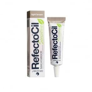 RefectoCil - Sensitive - Eyelash And Eyebrow Tint - Light Brown 15ml