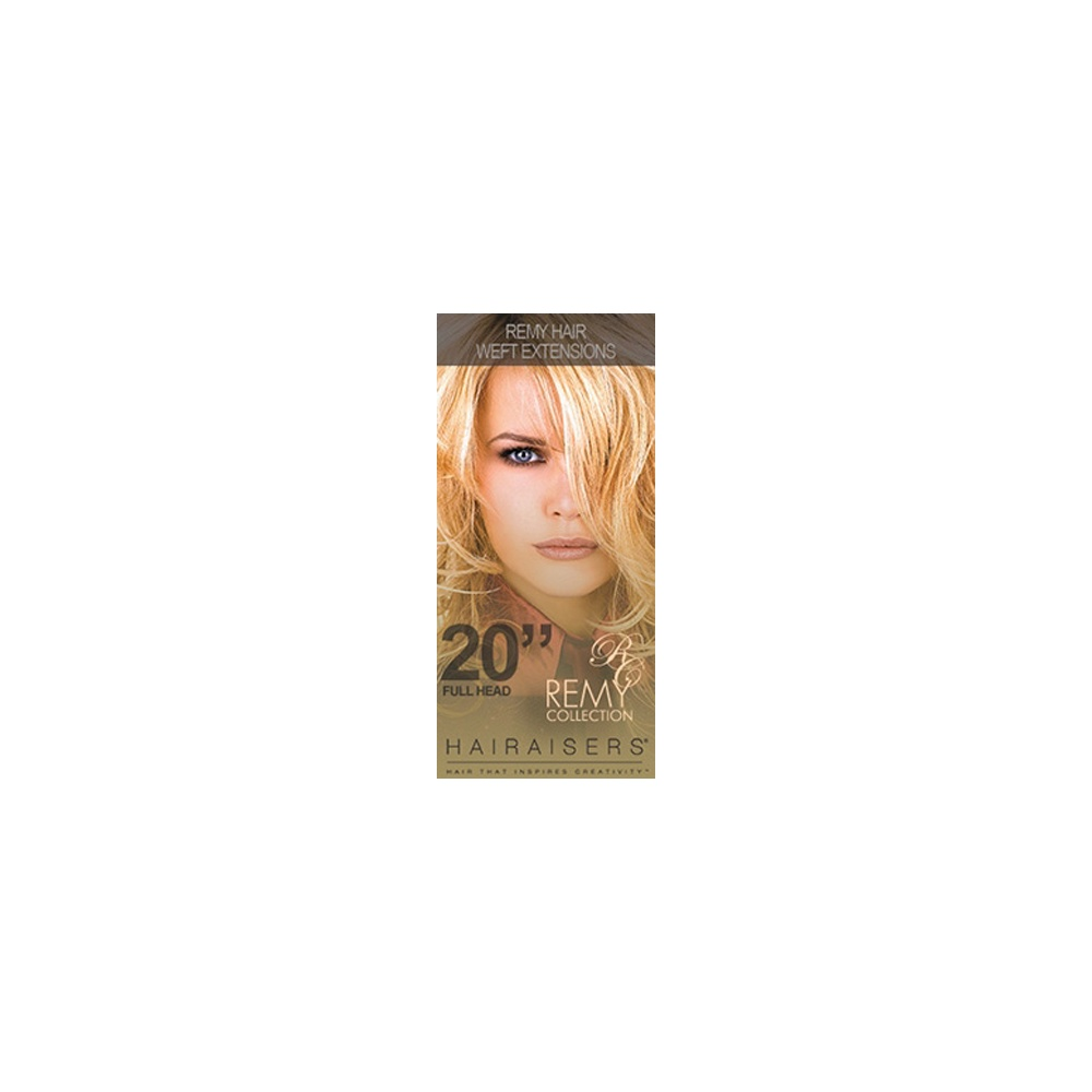 Hairaisers Remy Collection Pure Indian Remy Weft Hair Extensions 20