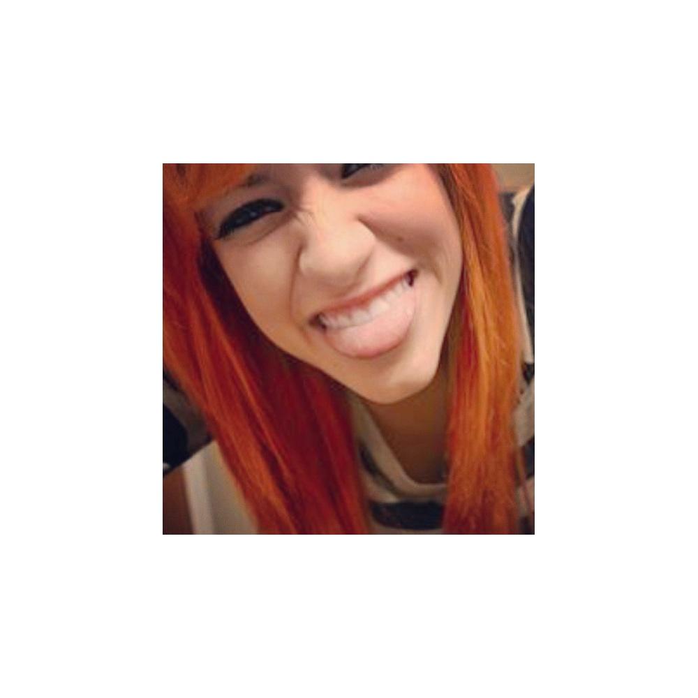 Semi Permanent Hair Dye Orange