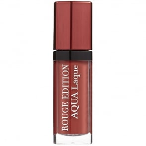 Rouge Edition AQUA Laque Lipstick - Brun'croyable 03