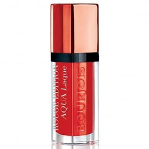Rouge Edition AQUA Laque Lipstick - Feeling Reddy 06