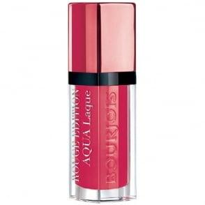 Rouge Edition AQUA Laque Lipstick - Fuchsia Perche 07