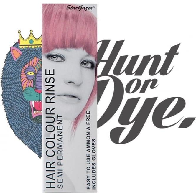 Stargazer Semi Permanent Hair Dye - Baby Pink