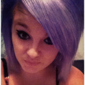 Crazy Color Hair Dye Semi Permanent Hair Dye - Lilac