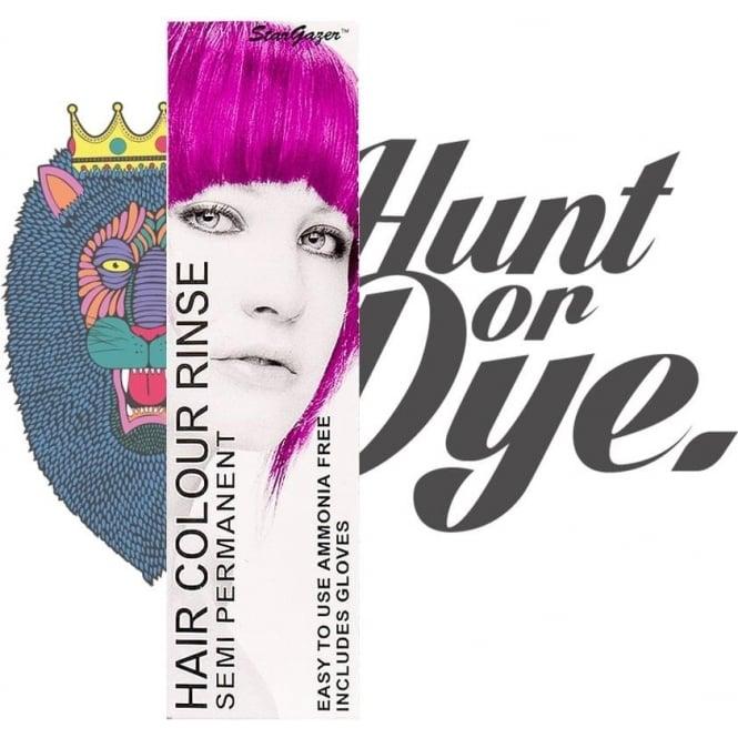 Stargazer Semi Permanent Hair Dye - Magenta